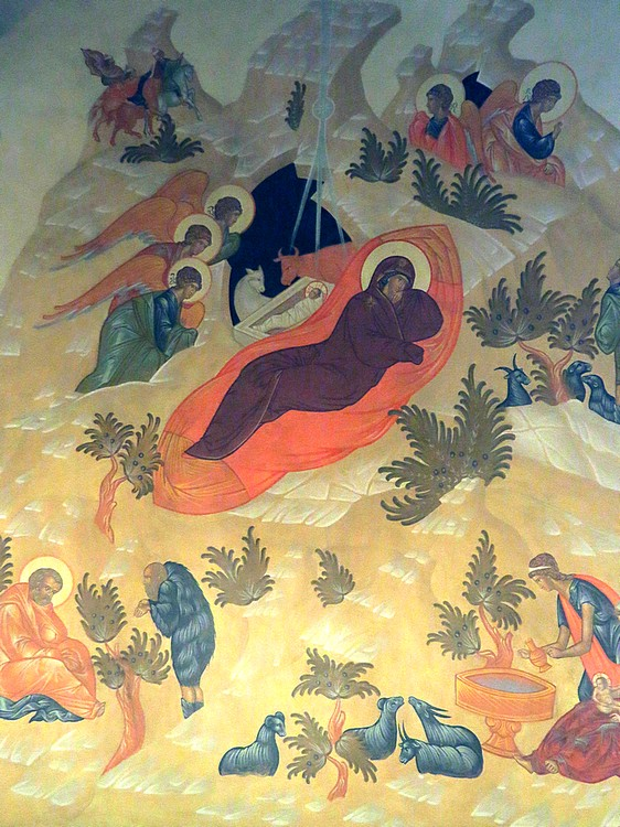 Церковь Николая Чудотворца в Сабурове, Москва