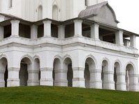 Церковь Вознесения Господня в Коломенском - Москва - Южный административный округ (ЮАО) - г. Москва