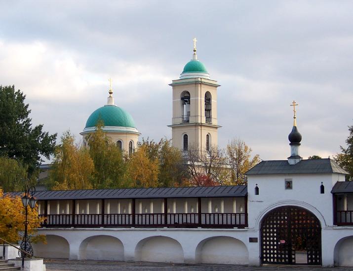 Церковь Воскресения Словущего в Даниловской слободе, РњРѕСЃРєРІР°