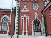 Преображенское. Бывший Никольский единоверческий монастырь. Церковь Николая Чудотворца с Успенским старообрядческим приделом