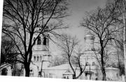 Церковь Илии Пророка (Воздвижения Креста Господня) в Черкизове - Москва - Восточный административный округ (ВАО) - г. Москва