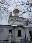 Церковь Илии Пророка (Воздвижения Креста Господня) в Черкизове - Преображенское - Восточный административный округ (ВАО) - г. Москва