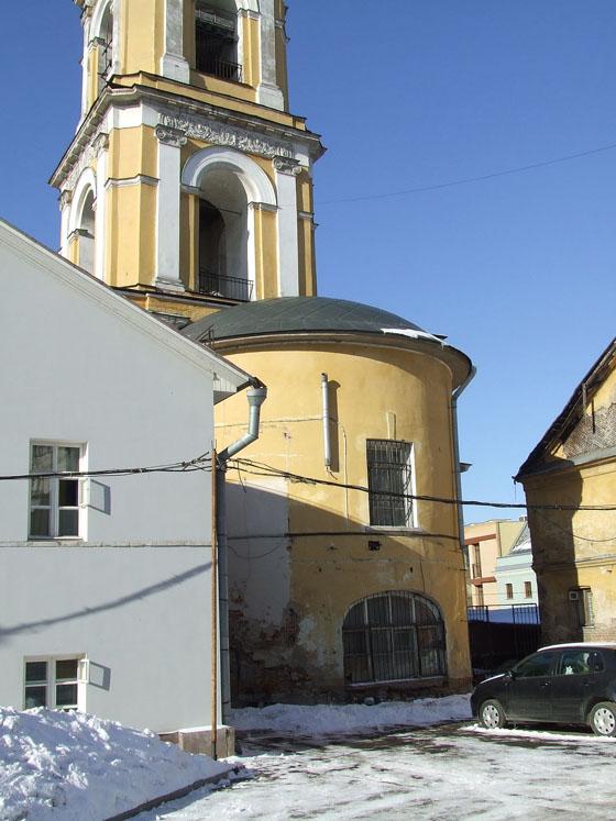 Богородице-Рождественский монастырь, Москва