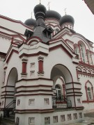 Соколиная гора. Димитрия Солунского на Благуше, церковь