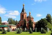 Восточный. Димитрия Солунского в Восточном, церковь