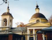 Церковь Рождества Иоанна Предтечи в Ивановском - Ивановское - Восточный административный округ (ВАО) - г. Москва