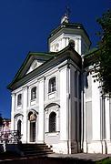 Церковь Спаса Всемилостивого в Кускове - Вешняки - Восточный административный округ (ВАО) - г. Москва