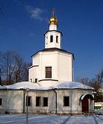 Церковь Спаса Нерукотворного Образа в Гирееве - Новогиреево - Восточный административный округ (ВАО) - г. Москва