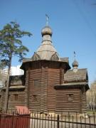 Церковь Благовещения Пресвятой Богородицы в Раеве - Бабушкинский - Северо-Восточный административный округ (СВАО) - г. Москва