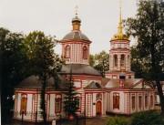 Церковь Воздвижения Креста Господня в Алтуфьеве - Москва - Северо-Восточный административный округ (СВАО) - г. Москва