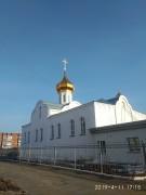 Церковь Рождества Христова - Крутая Горка - Омск, город - Омская область