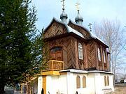 Церковь Воскрешения Лазаря на Северо-Восточном кладбище - Омск - Омск, город - Омская область