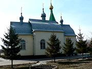 Церковь Всех Святых, в земле Сибирской просиявших в Захламине - Омск - Омск, город - Омская область