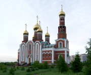 Омск. Рождества Христова, кафедральный собор