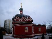 Церковь Сергия Радонежского в Бибиреве - Москва - Северо-Восточный административный округ (СВАО) - г. Москва