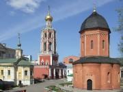 Высокопетровский монастырь - Москва - Центральный административный округ (ЦАО) - г. Москва