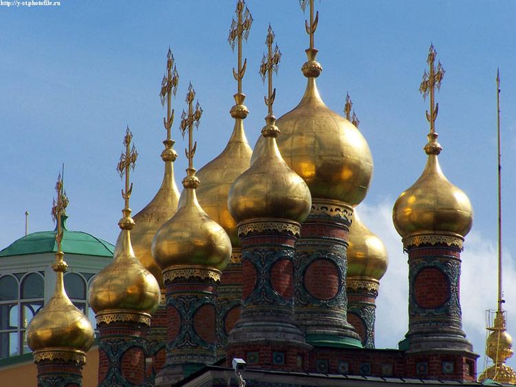 Кремль. Собор Спаса Нерукотворного Образа (Верхоспасский), Москва