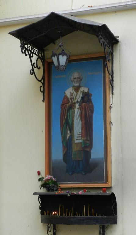 Церковь Воскресения Словущего на Ваганьковском кладбище, Москва