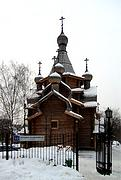 Церковь Георгия Победоносца в Коптеве - Коптево - Северный административный округ (САО) - г. Москва