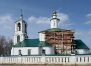Чамерево. Спаса Преображения, церковь