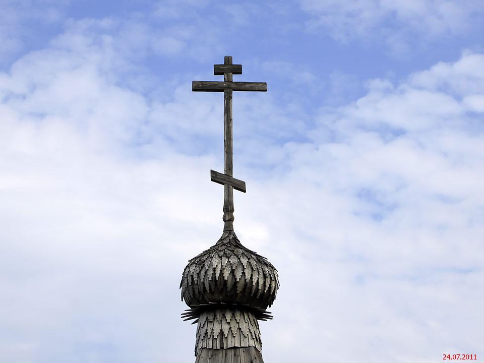 Часовня Троицы Живоначальной, Кемь