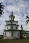 Церковь Николая Чудотворца - Великий Устюг - Великоустюгский район - Вологодская область