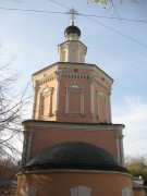 Церковь Троицы Живоначальной в Хохлах - Басманный - Центральный административный округ (ЦАО) - г. Москва