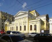Церковь Троицы Живоначальной на Грязех - Басманный - Центральный административный округ (ЦАО) - г. Москва