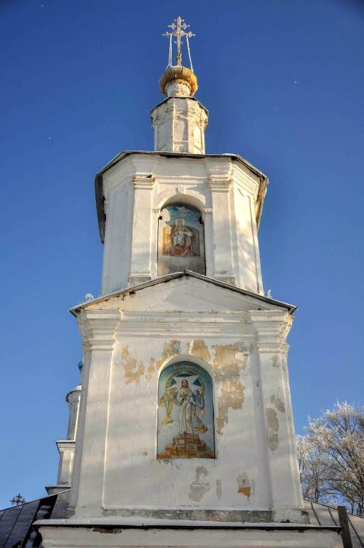 Церковь Спаса Преображения, Баскаково