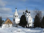 Комягино. Сергия Радонежского, церковь