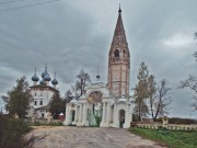 Церковь Успения Пресвятой Богородицы - Большие Всегодичи - Ковровский район и г. Ковров - Владимирская область