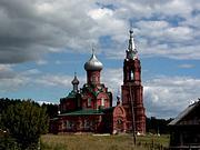 Церковь Рождества Иоанна Предтечи (каменная) - Ширково - Пеновский район - Тверская область