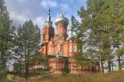 Ширково. Рождества Иоанна Предтечи (каменная), церковь