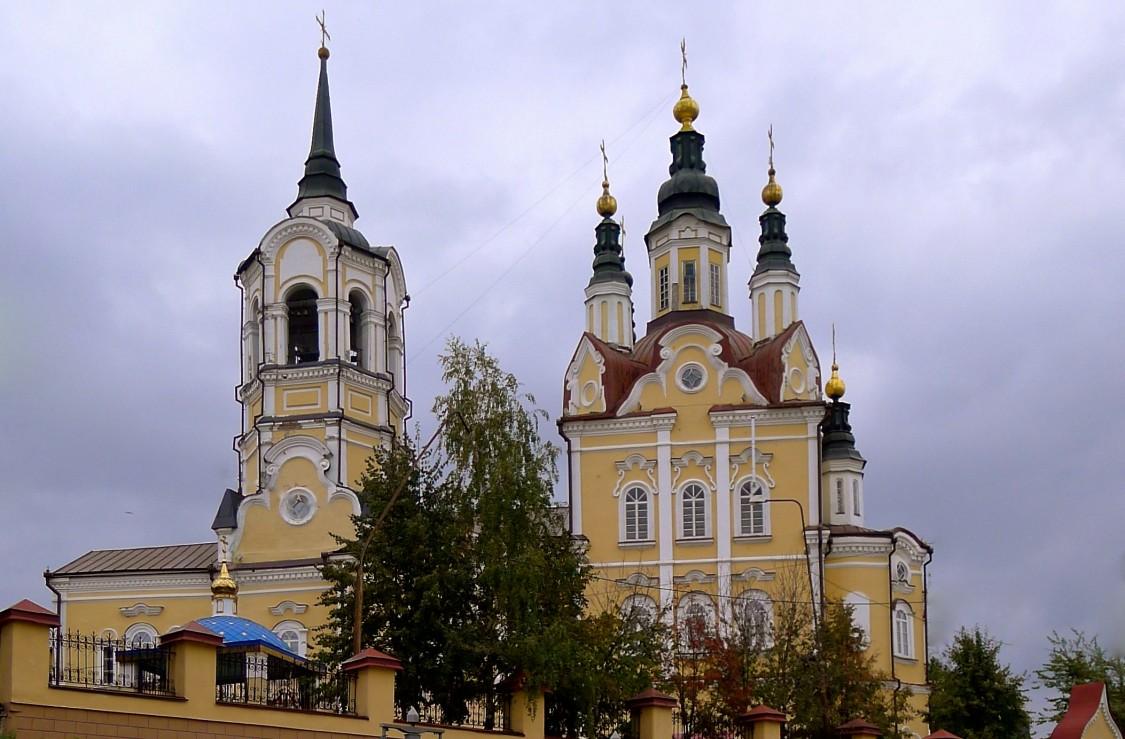Церковь Воскресения Христова, Томск
