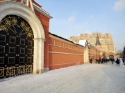 Покровский женский монастырь - Москва - Центральный административный округ (ЦАО) - г. Москва
