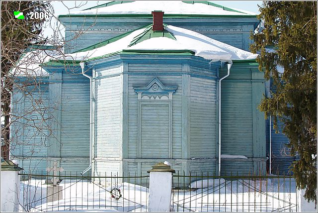 Церковь Николая Чудотворца, Тащилово