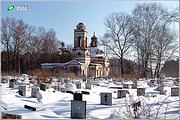 Церковь Покрова Пресвятой Богородицы - Покров, урочище - Гусь-Хрустальный район и г. Гусь-Хрустальный - Владимирская область