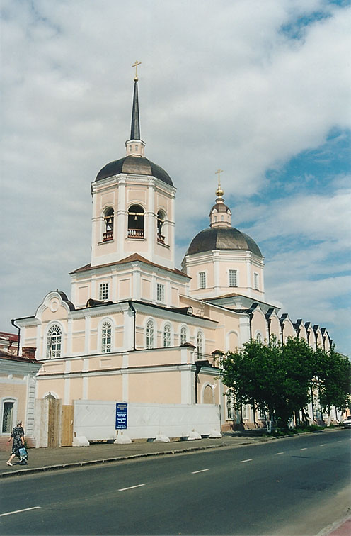 Кафедральный собор Богоявления Господня, Томск