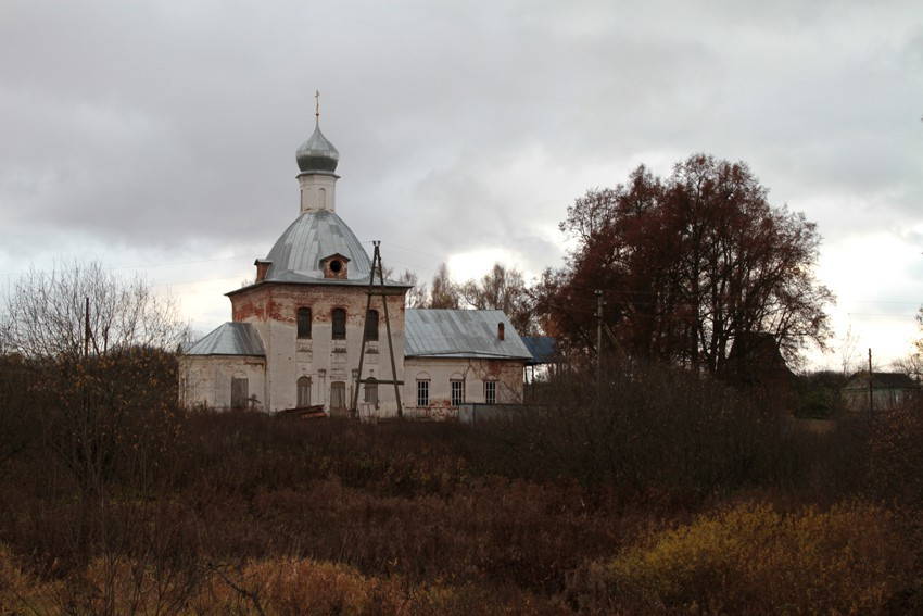 Церковь Троицы живоначальной, Ефимьево