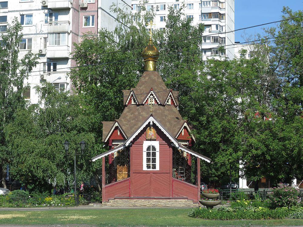 Часовня Николая Чудотворца в Раеве, Москва