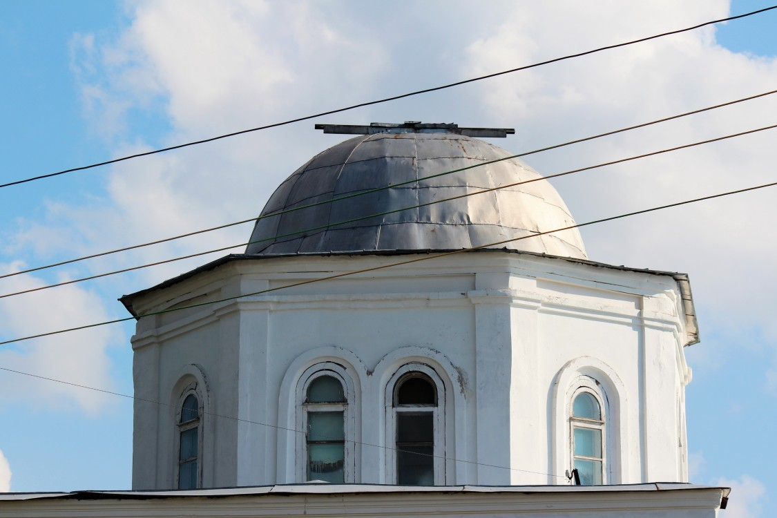 Костромская область, Кострома, город, Кострома. Церковь Иоанна Богослова, фотография. архитектурные детали
