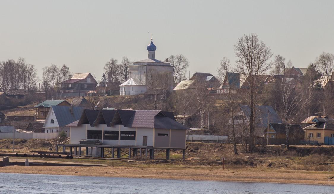 Церковь Благовещения Пресвятой Богородицы, Тутаев