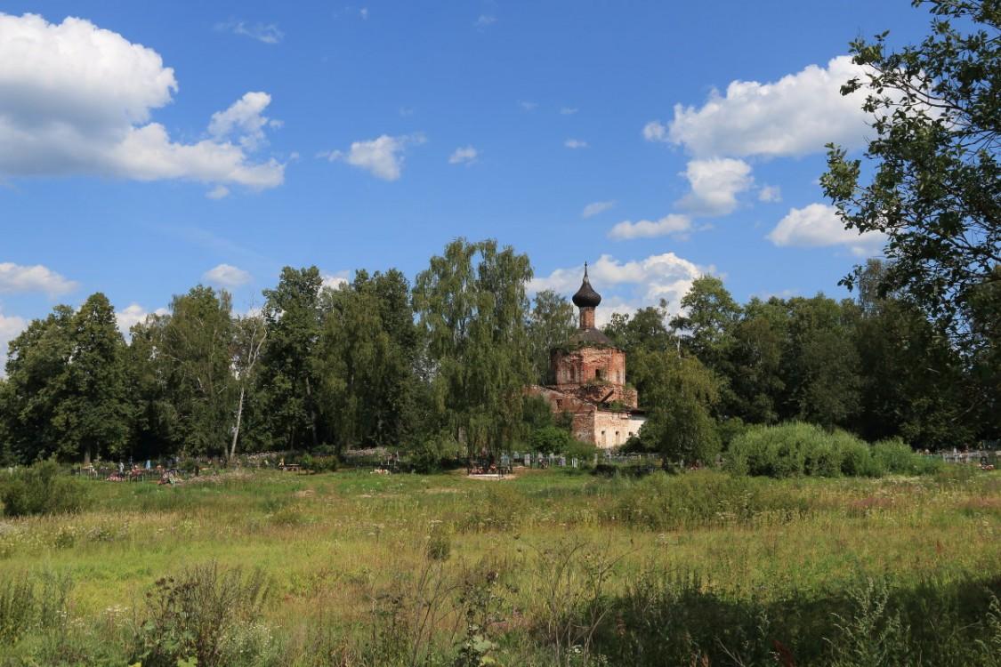 Церковь Казанской иконы Божией Матери, Григорково