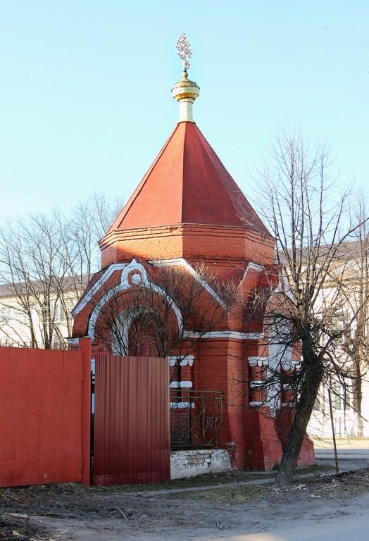 Нижегородская область, Ветлужский район, Ветлуга. Часовня Александра Невского, фотография. фасады