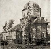 Турань. Троицы Живоначальной, церковь