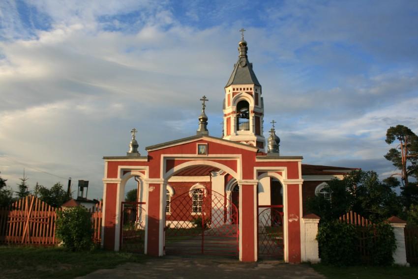 Нижегородская область, Ветлужский район, Ветлуга. Церковь Екатерины, фотография. дополнительная информация