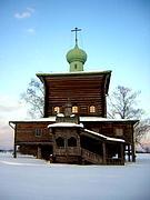 Церковь Николая Чудотворца - Нижний Починок - Опаринский район - Кировская область