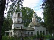 Церковь Успения Пресвятой Богородицы - Лальск - Лузский район - Кировская область