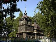 Церковь Александра Невского - Ухтома - Вашкинский район - Вологодская область