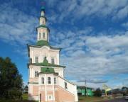 Церковь Рождества Христова - Тотьма - Тотемский район - Вологодская область